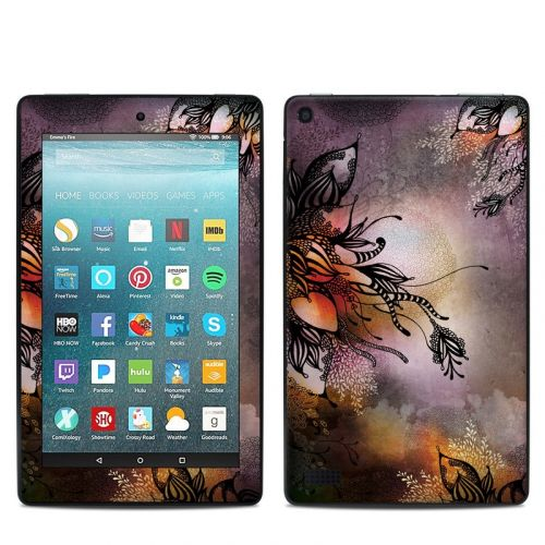 Purple Rain Amazon Fire 7 Skin