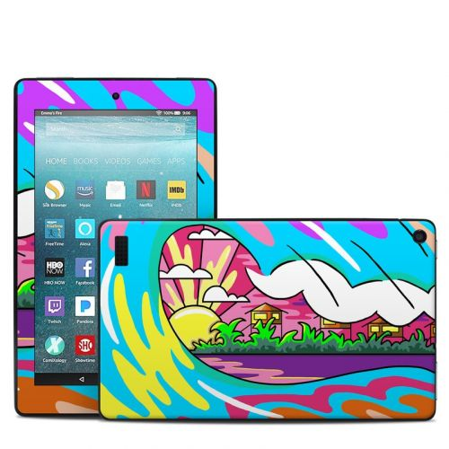 Sunset Break Amazon Fire 7 Skin