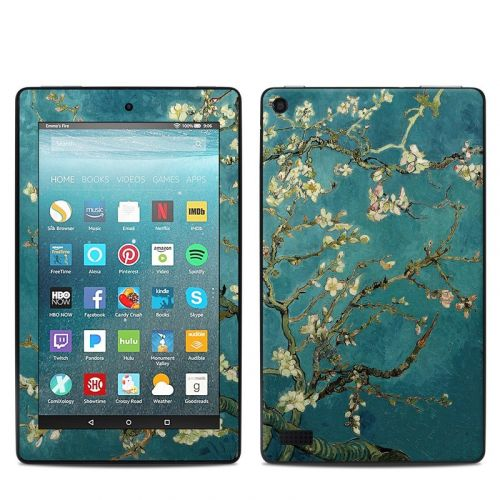 Blossoming Almond Tree Amazon Fire 7 Skin