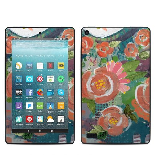 Wild and Free Amazon Fire 7 Skin