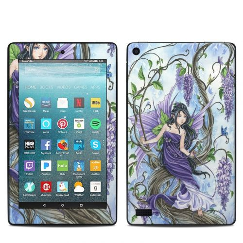 Wisteria Amazon Fire 7 Skin