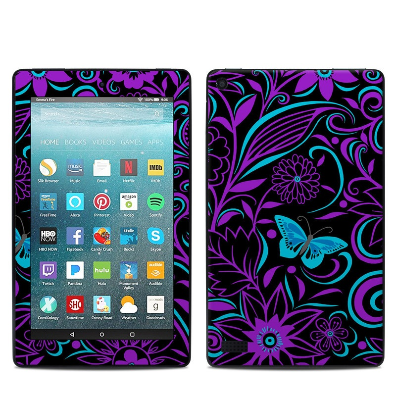 Fascinating Surprise Amazon Fire 7 Skin