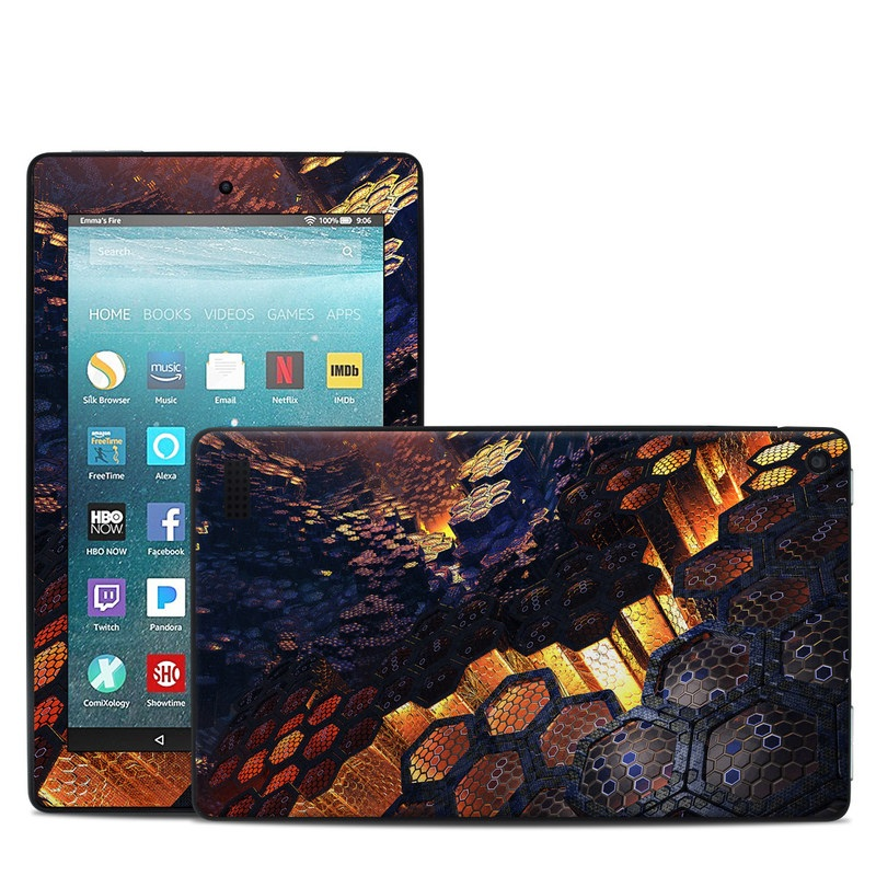 Hivemind Amazon Fire 7 Skin