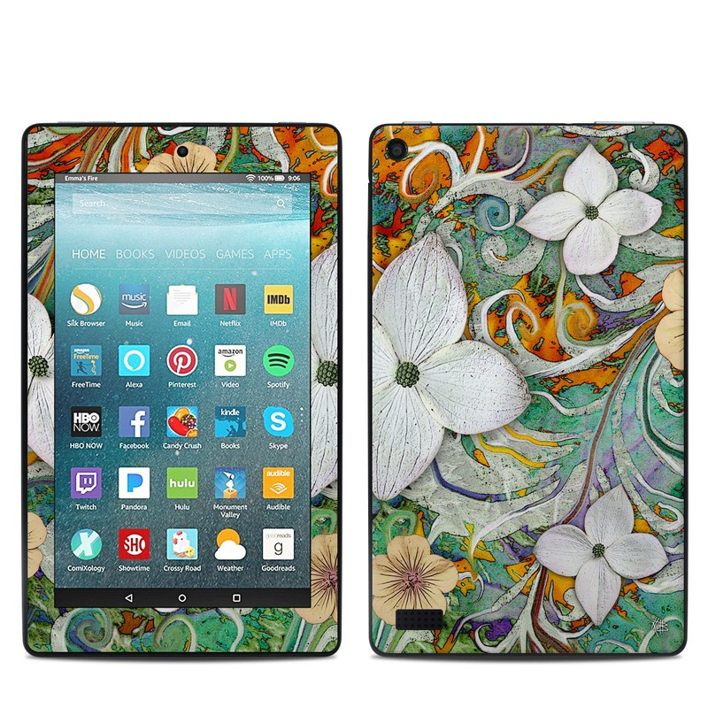 Sangria Flora Amazon Fire 7 Skin