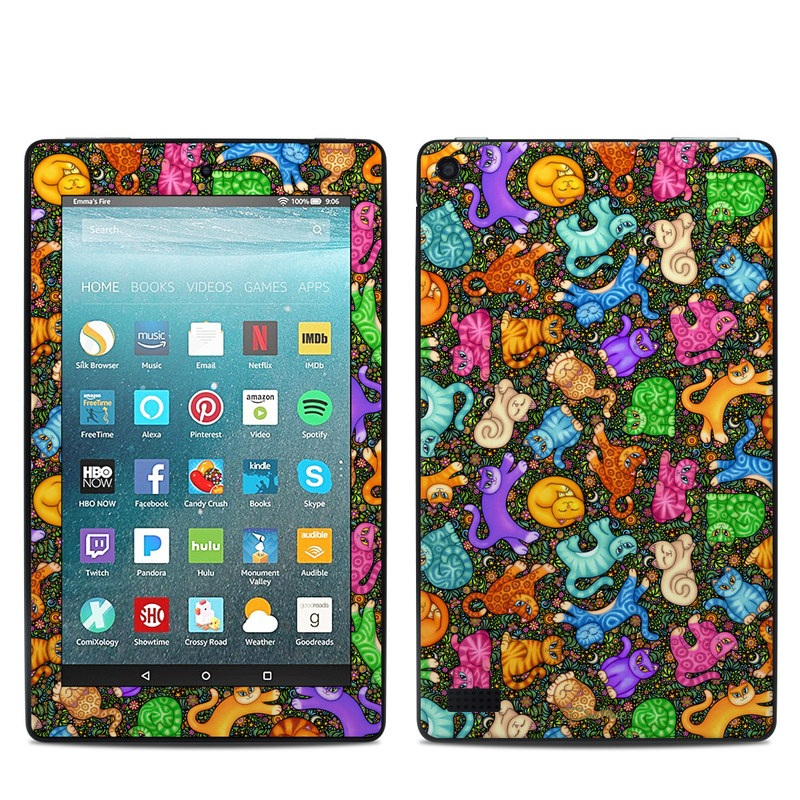 Sew Catty Amazon Fire 7 Skin