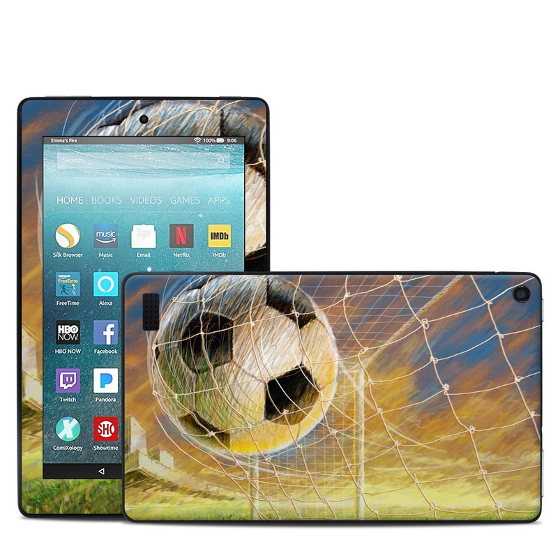 Soccer Amazon Fire 7 Skin