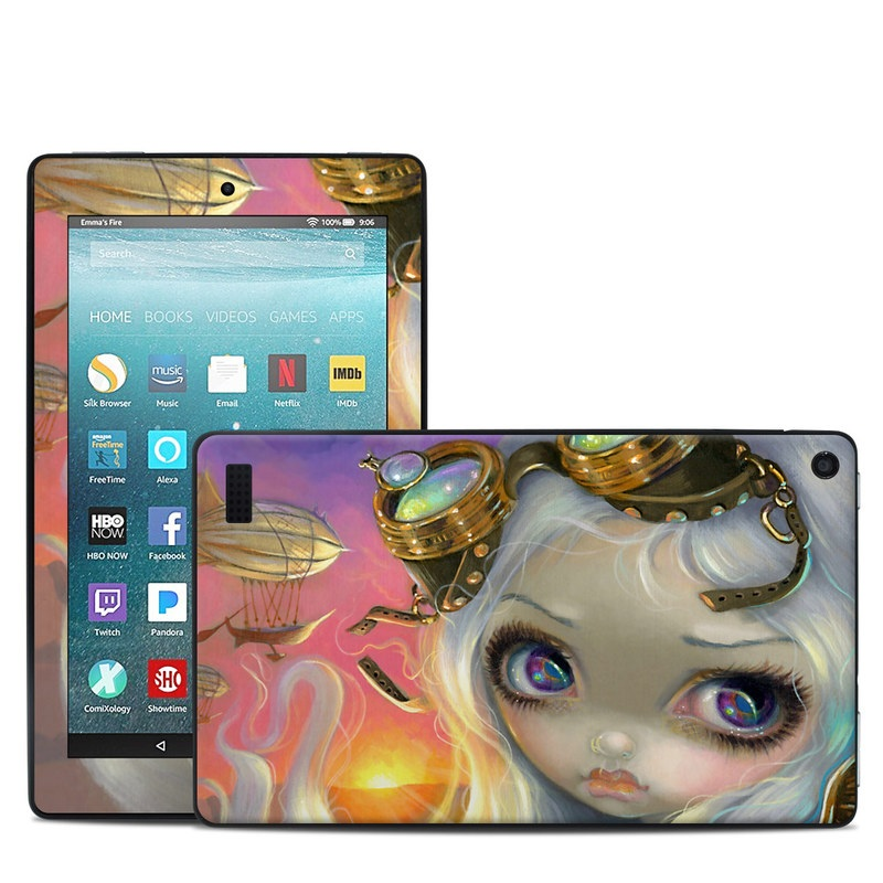 Windswept Amazon Fire 7 Skin