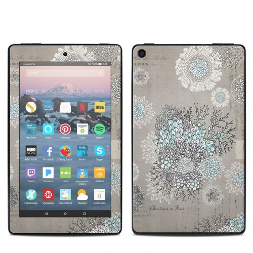 Christmas In Paris Amazon Fire 7 2019 Skin