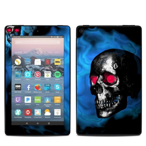 Demon Skull Amazon Fire 7 2019 Skin