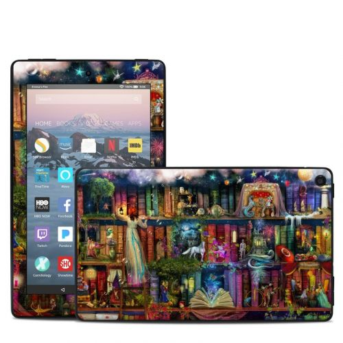 Treasure Hunt Amazon Fire 7 2019 Skin