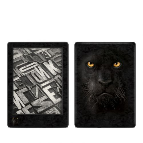 Black Panther Amazon Kindle 8th Gen Skin