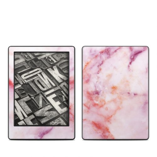 Blush Marble Amazon Kindle 8th Gen Skin