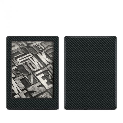 Carbon Amazon Kindle 8th Gen Skin