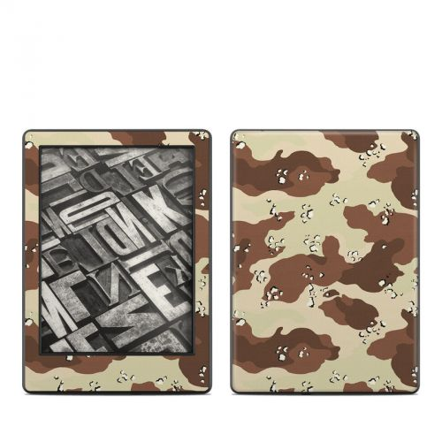 Desert Camo Amazon Kindle 8th Gen Skin