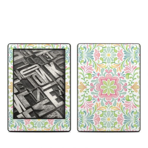 Honeysuckle Amazon Kindle 8th Gen Skin
