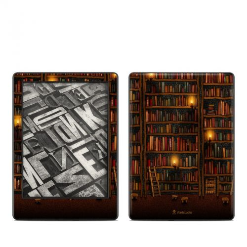 Library Amazon Kindle 8th Gen Skin