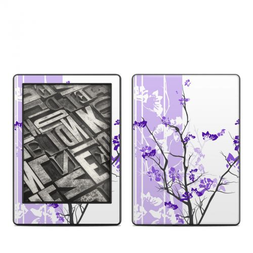 Violet Tranquility Amazon Kindle 8th Gen Skin