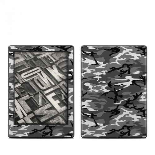 Urban Camo Amazon Kindle 8th Gen Skin