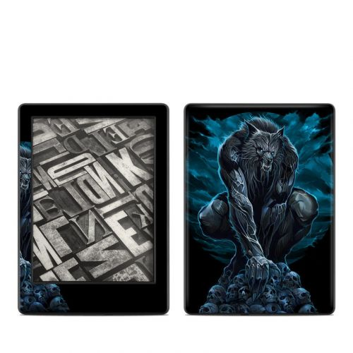 Werewolf Amazon Kindle 8th Gen Skin