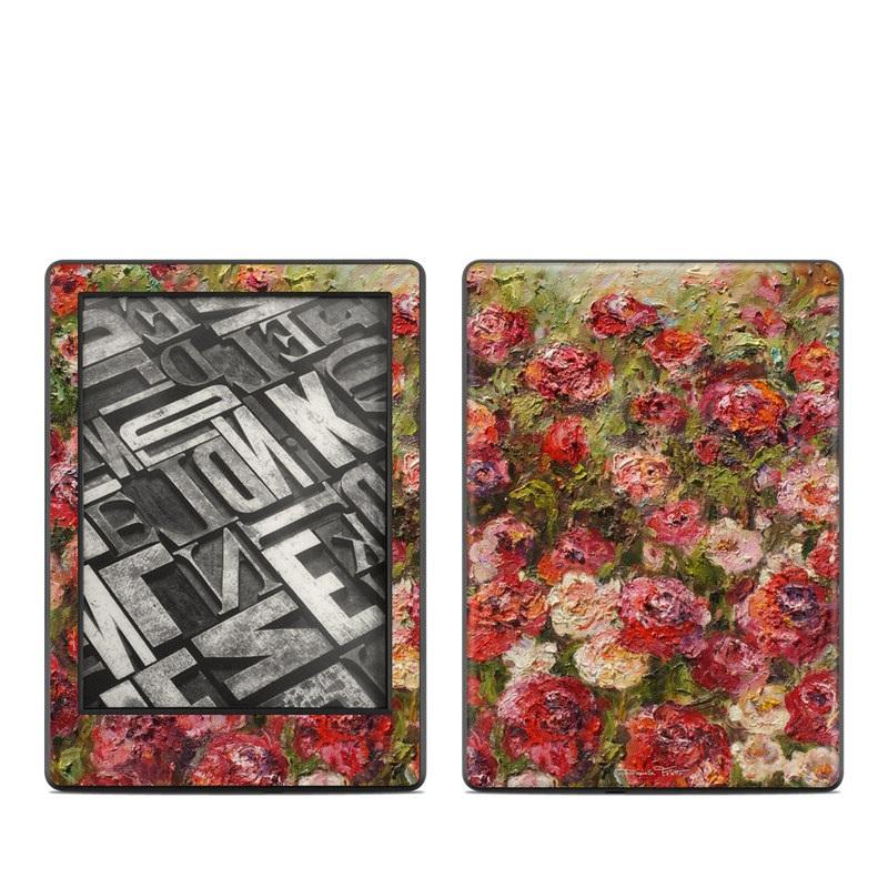 Fleurs Sauvages Amazon Kindle 8th Gen Skin