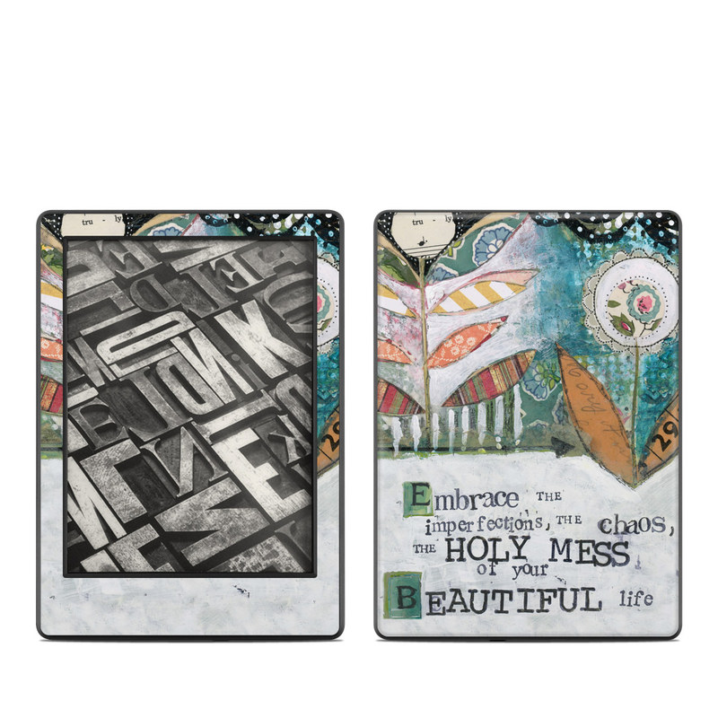 Holy Mess Amazon Kindle 8th Gen Skin