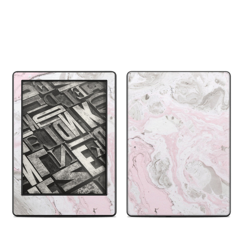 Rosa Marble Amazon Kindle 8th Gen Skin