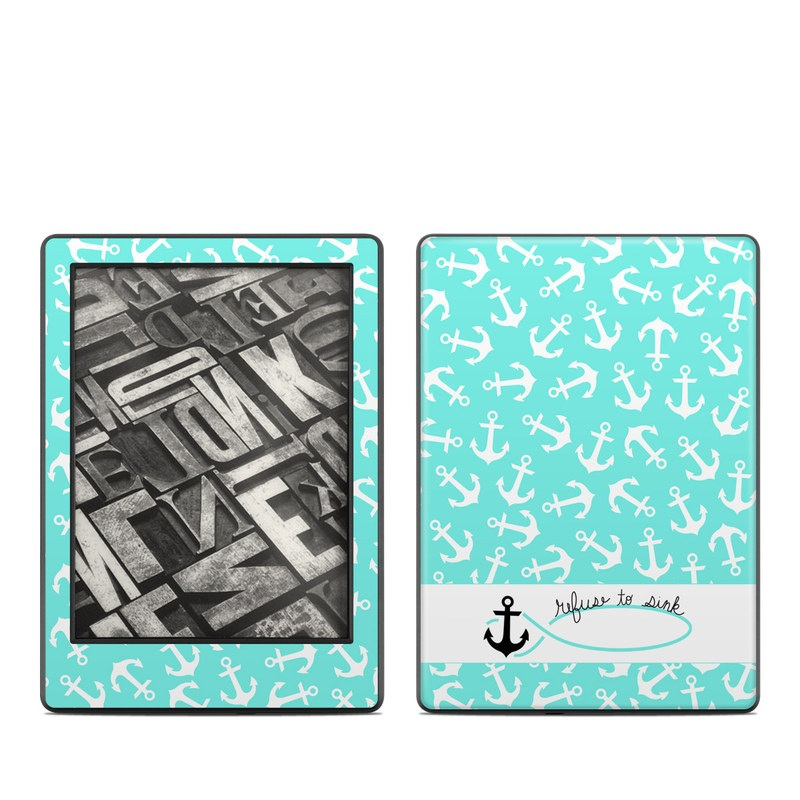 Refuse to Sink Amazon Kindle 8th Gen Skin