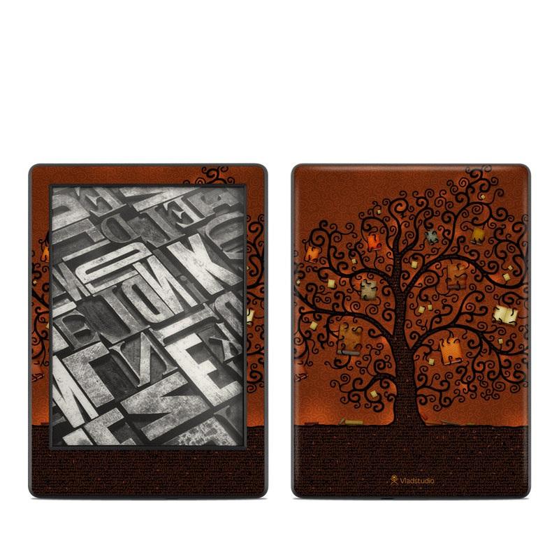 Tree Of Books Amazon Kindle 8th Gen Skin
