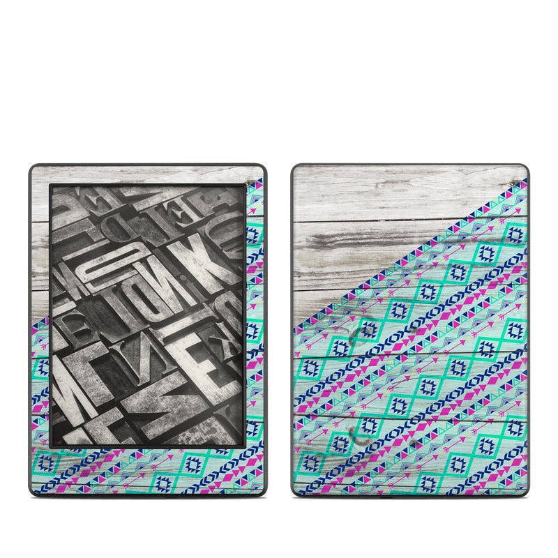 Traveler Amazon Kindle 8th Gen Skin