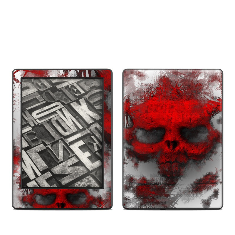 War Light Amazon Kindle 8th Gen Skin