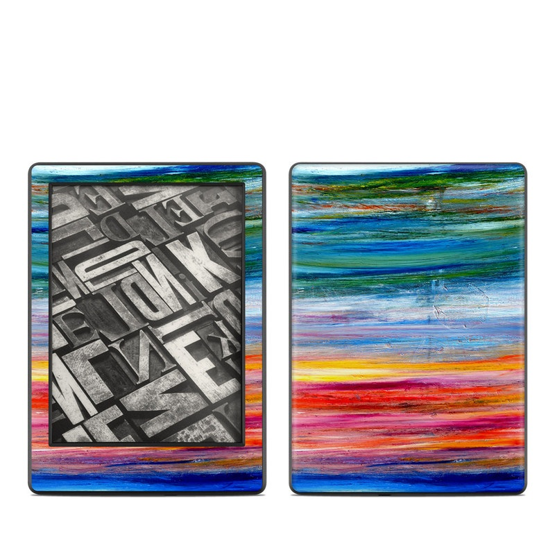 Waterfall Amazon Kindle 8th Gen Skin