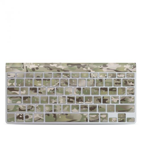 FC Camo Apple Wireless Keyboard Skin