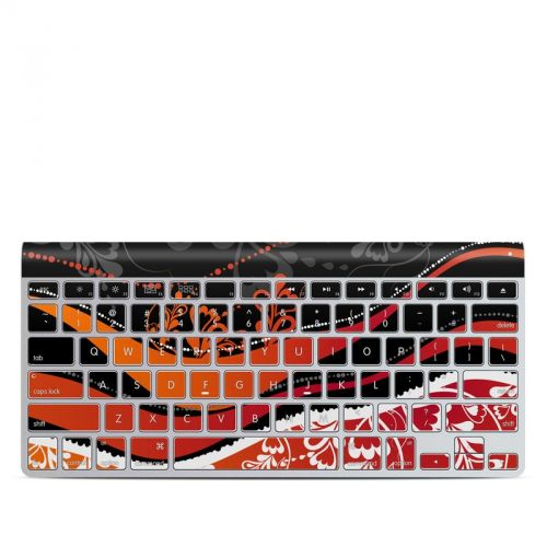 Riptide Apple Wireless Keyboard Skin