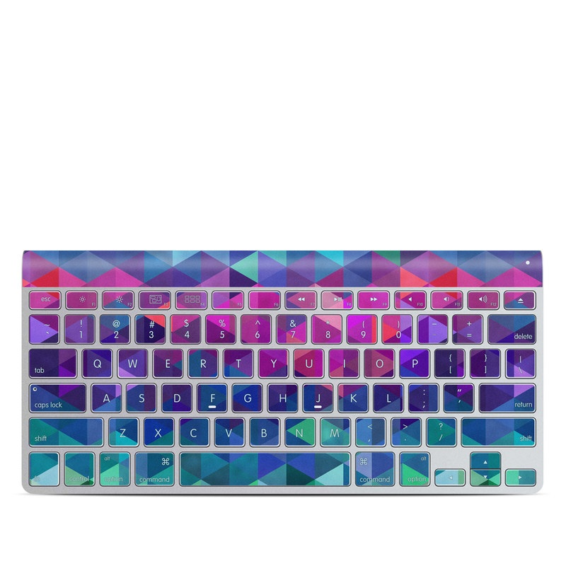 Charmed Apple Wireless Keyboard Skin