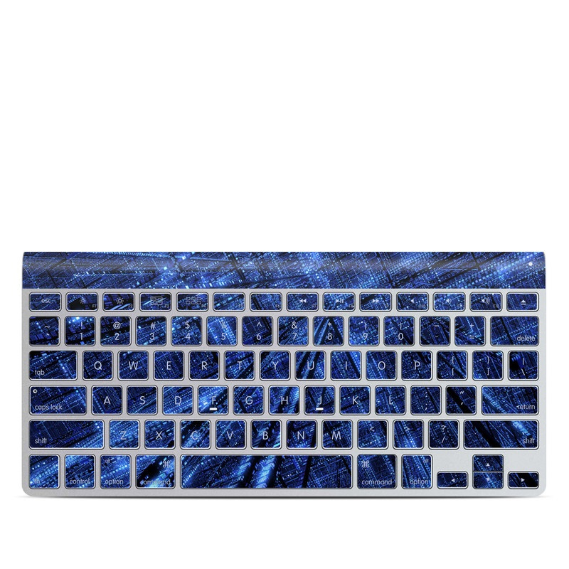 Grid Apple Wireless Keyboard Skin