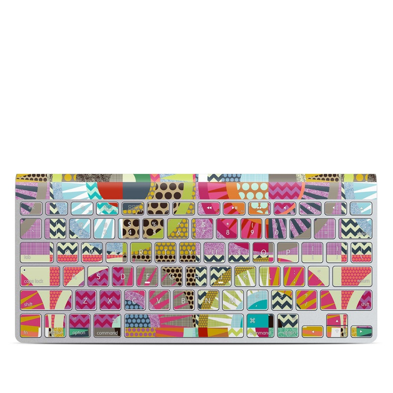 Seaview Beauty Apple Wireless Keyboard Skin