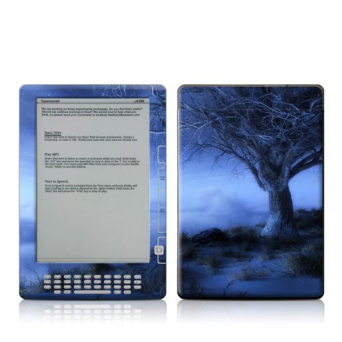 World's Edge Winter Amazon Kindle DX Skin