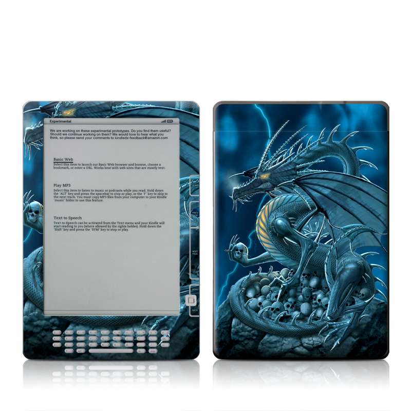 Abolisher Amazon Kindle DX Skin