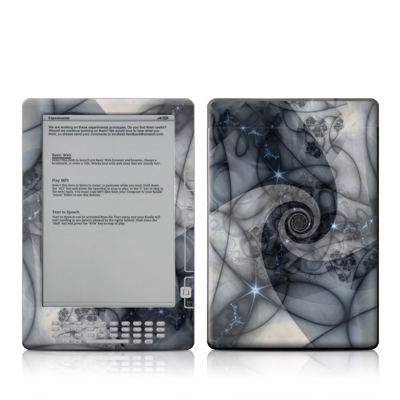 Birth of an Idea Amazon Kindle DX Skin