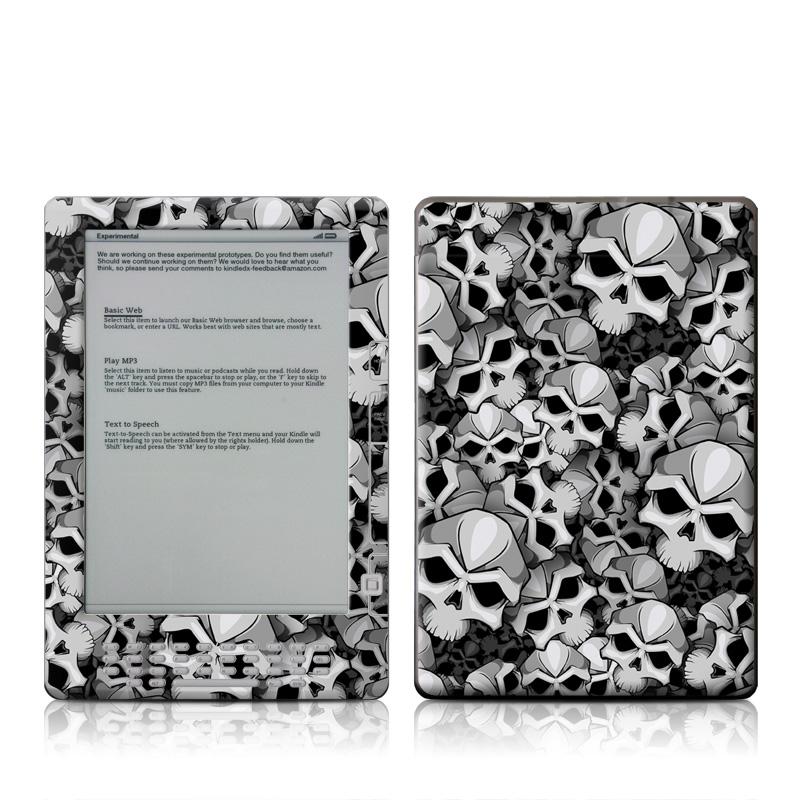 Bones Amazon Kindle DX Skin