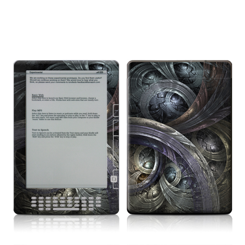 Infinity Amazon Kindle DX Skin