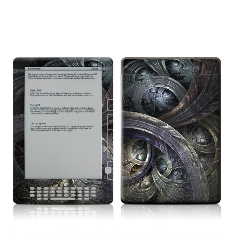 Infinity Amazon Kindle DX Skin