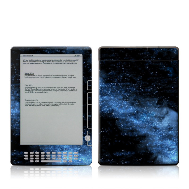 Milky Way Amazon Kindle DX Skin