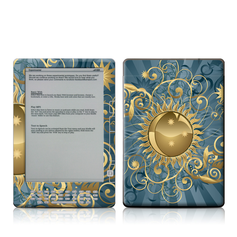 Nadir Amazon Kindle DX Skin
