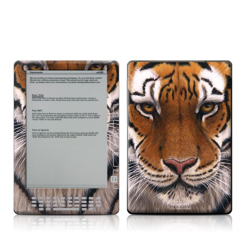 Siberian Tiger Amazon Kindle DX Skin