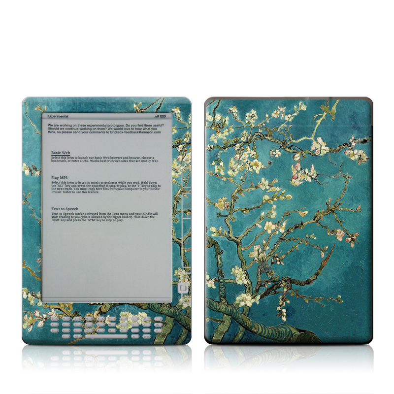 Blossoming Almond Tree Amazon Kindle DX Skin