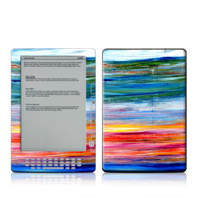 Waterfall Amazon Kindle DX Skin