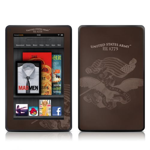 Army Preserved Amazon Kindle Fire Skin