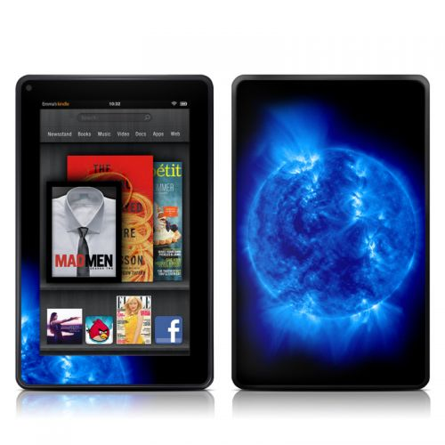 Blue Giant Amazon Kindle Fire Skin
