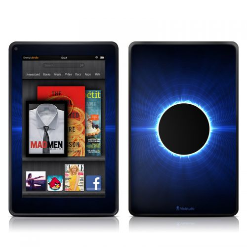 Blue Star Eclipse Amazon Kindle Fire Skin